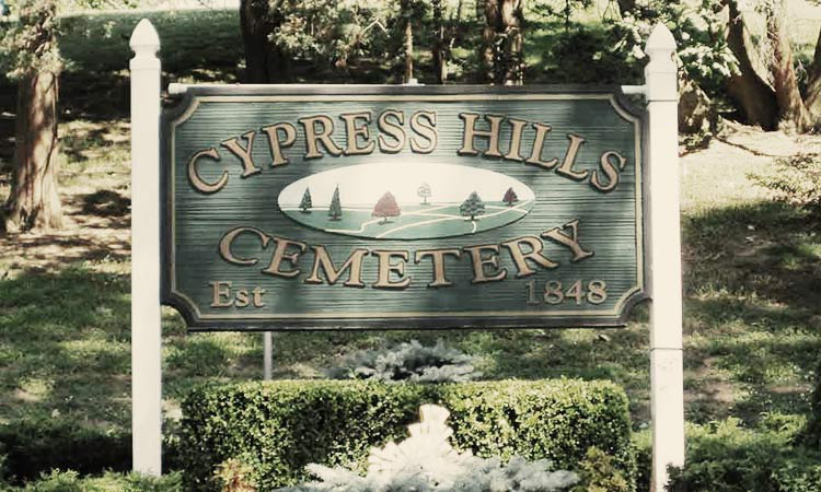 Cypress-Hills-Cemetery-Sign