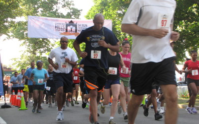 Cypress Hills 5th Annual 5k Run Through History