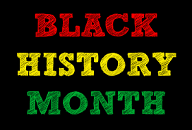 Black History Month – Notable Feature (week 1)