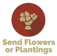 Flower-Icon-with-words-Send-Flowers-or-Plantings